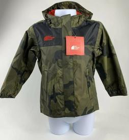 TODDLER BOYS: The North Face Quinn Rain Shell Jacket, Camo G