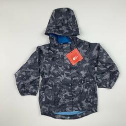 TODDLER BOYS: The North Face Quinn Rain Shell Jacket, Gray &