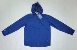 White Sierra Trabagon Rain Shell Windbreaker Jacket Men's Me