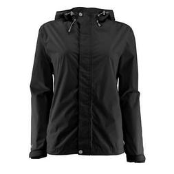 White Sierra Trabagon Shell Extended Sizes Rain Jacket Women