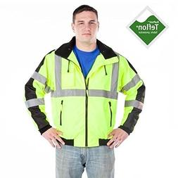 Utility Pro Wear UHV575-2X-YB High Visibility Waterproof 3 S