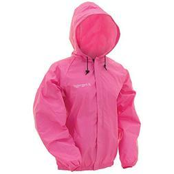 Frogg Toggs Women's Ultra Lite Jacket Small Pink UL62504-11S