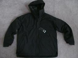 Adidas Urban Insulated Rain DZ1397   man black jacket sz L B
