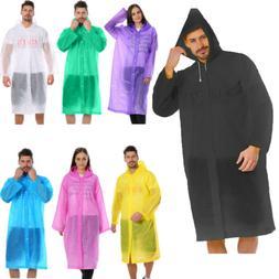 us new men women waterproof jacket pe