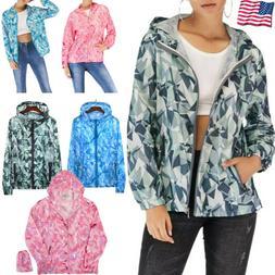US Waterproof Windproof Jacket Outdoor Bicycle Sport Rain Co