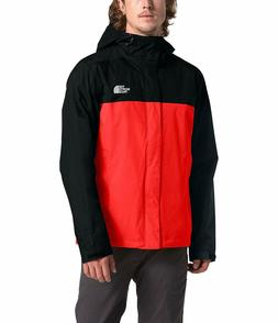 The North Face Venture 2 Mens Wind Rain Jacket Size XL Black