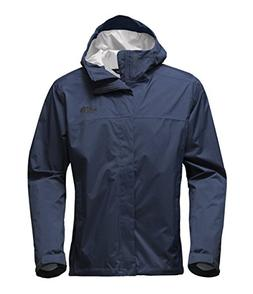 Men's The North Face Venture Ii Raincoat, Size Large - Blue