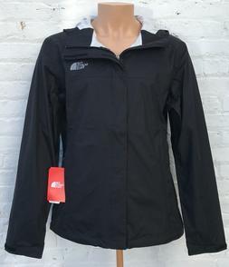 Men's The North Face Venture Ii Raincoat, Size Large - Black