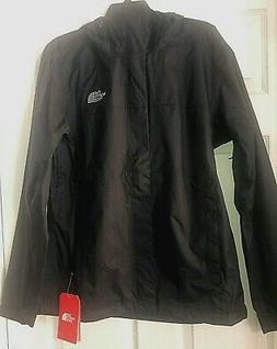Men's The North Face Venture Ii Raincoat, Size Medium - Blac
