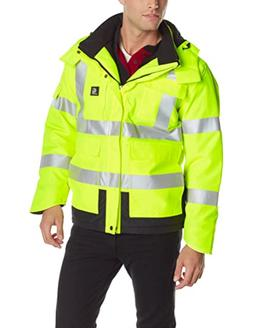 Carhartt Men's High Vis Waterproof Class 3 Insulated Sherwoo