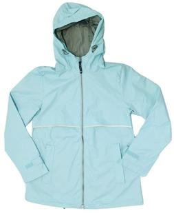 Charles River Apparel W's New Englander Wind  Waterproof Rai