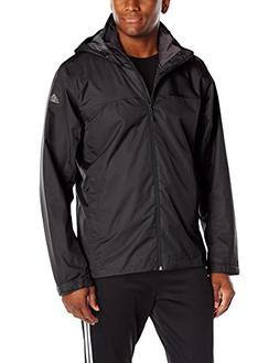 adidas Outdoor Men's Wandertag Jacket, Black, X-Large, New