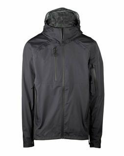 Beyond Clothing Waterproof K6 - ARX Rain Jacket; Black, XXL