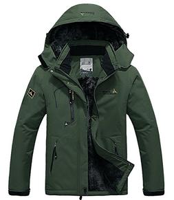 waterproof windproof rain snow jacket