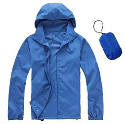 Men Women Windproof Waterproof Jacket Bike Bicycle Outdoor S