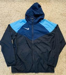 windrunner running rain jacket coat mens large
