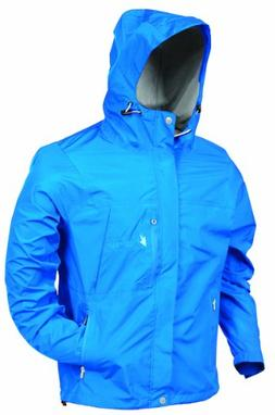Frogg Toggs Women's Java Toadz Rain Jacket - Electric Blue -