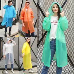 women men waterproof jacket clear pvc raincoat