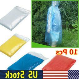 Women Men Waterproof Jacket Clear Raincoat Rain Coat Hooded