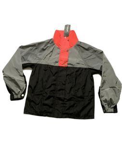 Women's 80's style retro Rain Jacket