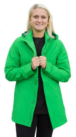 Charles River Apparel Women's Logan Jacket - Kelly Green - X