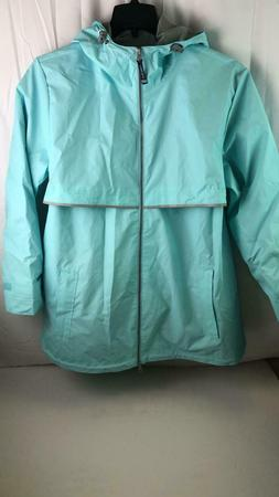 Charles River Apparel woMen's New Englander Rain Jacket Size