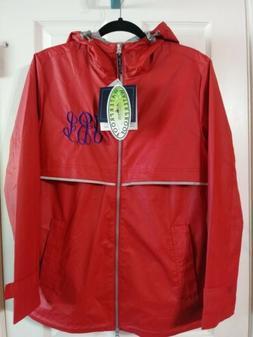 Women's New Englander Rain Jacket size M