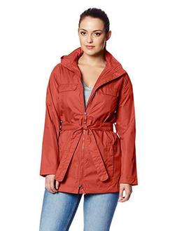 Charles River Apparel Women's Nor Easter Rain Jacket Sz Smal