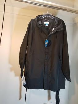 Columbia Women's Pardon My Trench Rain Jacket Water Proof St