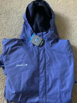 Columbia Women's Plus Size 3XL Waterproof Coat Rain Wind Jac