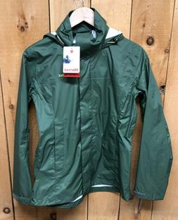 Marmot Women's PreCip Waterproof Rain Jacket - Crocodile - A