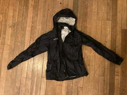 Marmot Women's Rain Jacket Black Size XS