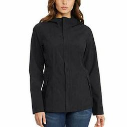 32 DEGREES Women's Rain Jacket Coat Weatherproof
