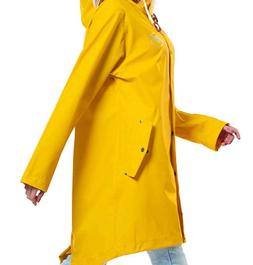 Women's Raincoat with Hood Lightweight Windbreaker Rain Jack