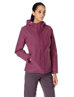 White Sierra Women's Rainier Jacket, Crushed Grape, Medium