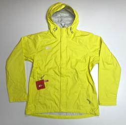 The North Face Women's Venture Rain Jacket Blazing Yellow NE
