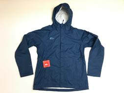 The North Face Women's Venture Rain Jacket Monterey Blue NEW