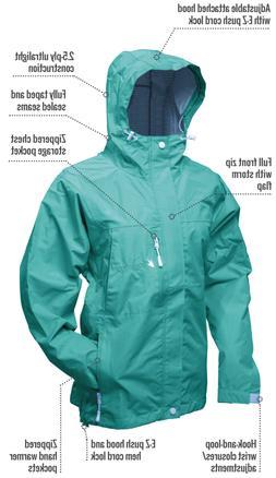 Frogg Toggs Women's Waterproof Java Toadz 2.5 Rain Jacket Co