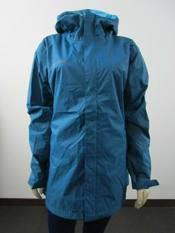 Womens 1X-2X Columbia Timber Pointe II Hooded Waterproof Rai