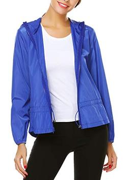womens lightweight jacket uv protect quick dry
