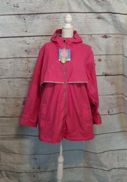 Charles River Apparel Womens New Englander Waterproof Rain J