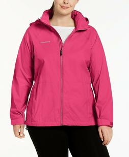 COLUMBIA Womens Plus Size Switchback III Jacket windbreaker