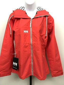Helly Hansen Womens Rain Jacket Marstrand Waterproof Helly T