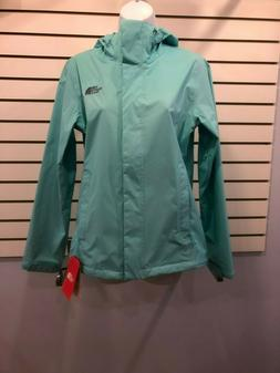 The North Face Womens Venture 2 Jacket-Mint Blue-L