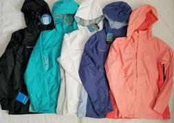 womens waterproof rain jacket variety white black