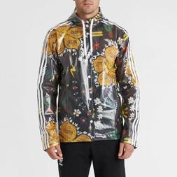 adidas x Pharrell Williams Men's Artist Rain Jacket | Origin