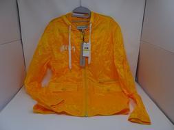Calvin Klein Yellow rain coat windbreaker jacket Reg $98.00