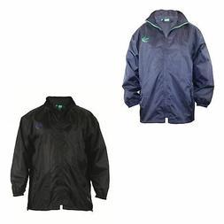 zac park rain jacket mens coat top